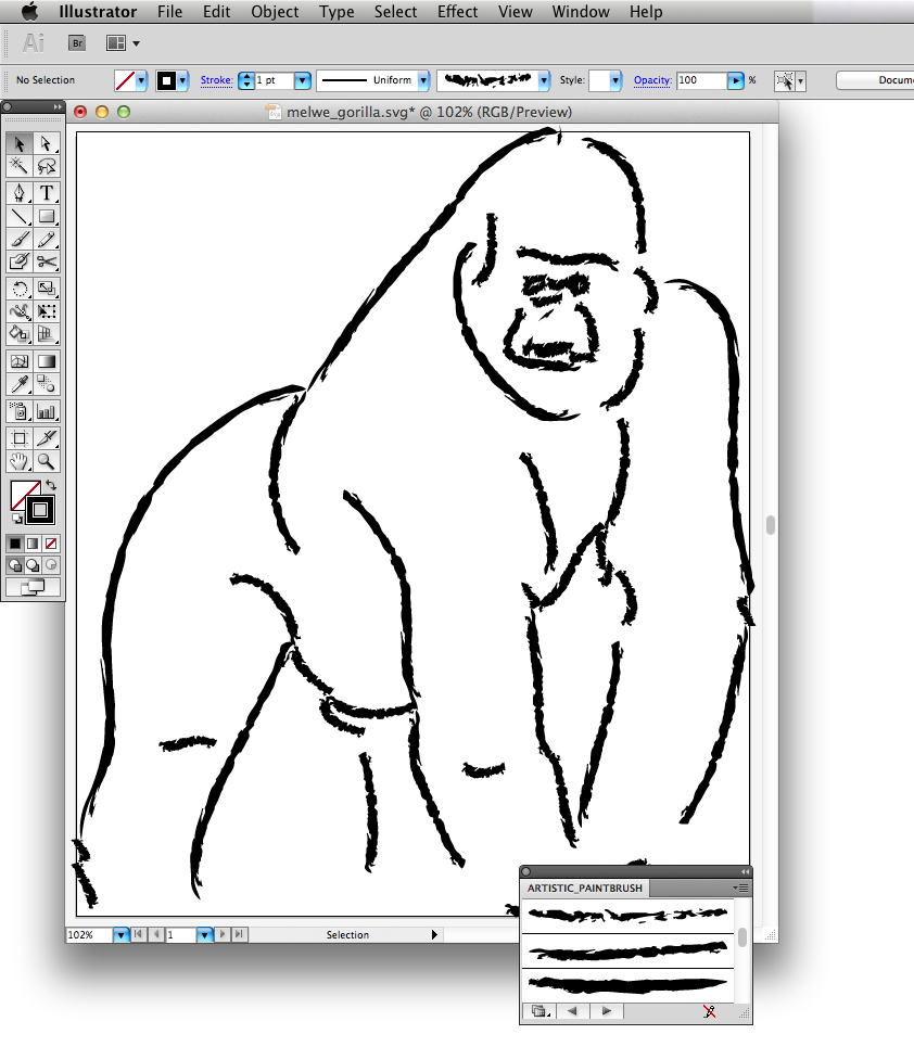 This is an image of Rare Turn Photo Into Line Drawing Illustrator